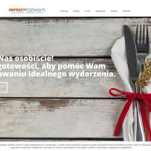 Posiłki regeneracyjne dla pracowników - Poznań