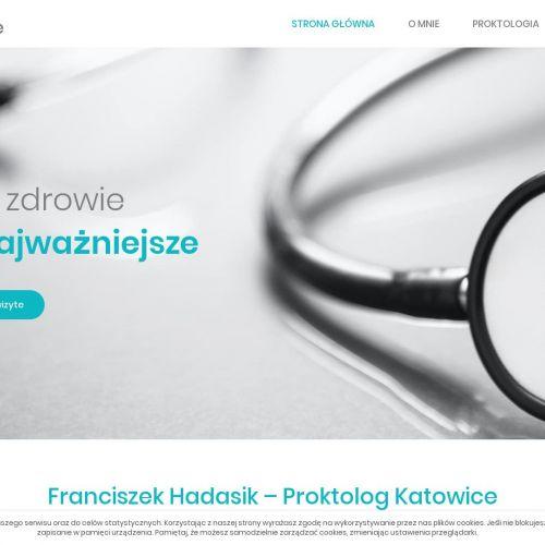 Gabinet proktologiczny Katowice