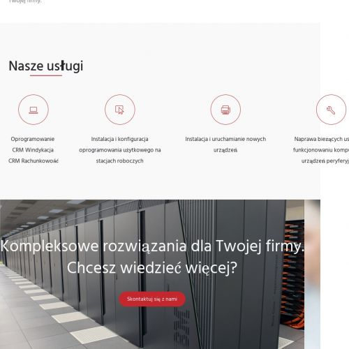 Obsługa informatyczna firm - Poznań