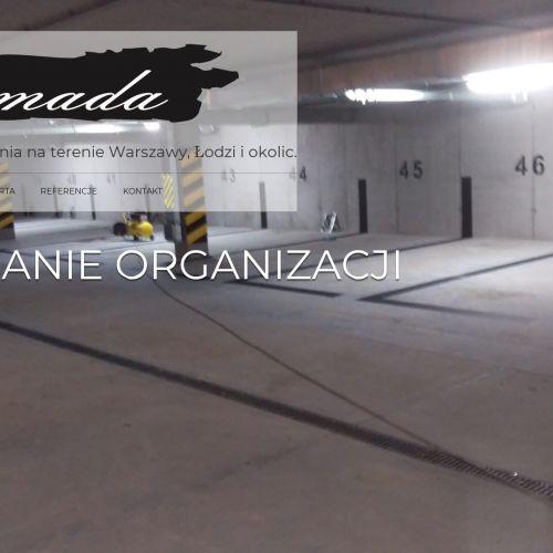Kraków - posadzki przemysłowe epoksydowe łódź