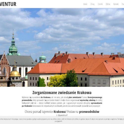 Przewodnik polski - Kraków