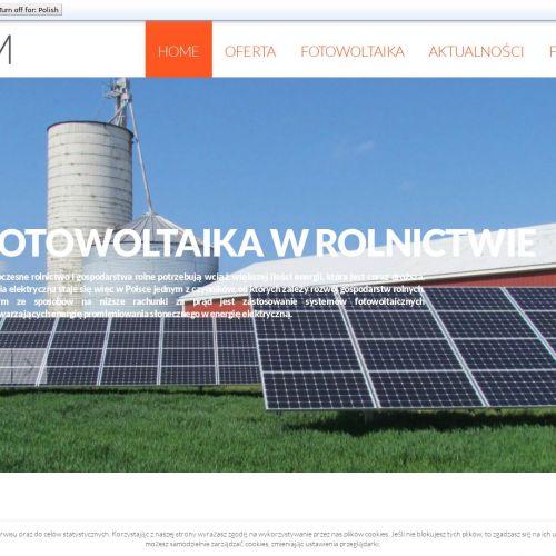 Konstrukcja do fotowoltaiki - Katowice