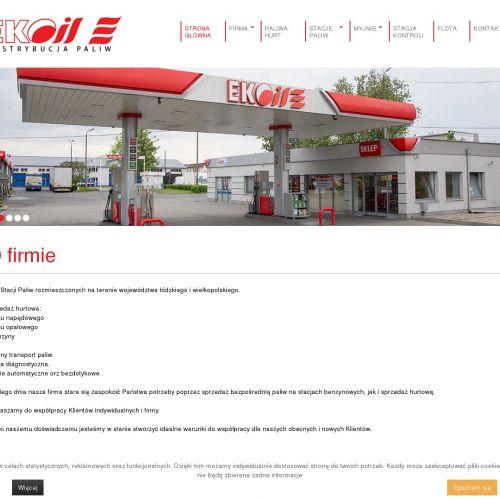Sieradz - hurtowa sprzedaż paliwa