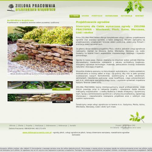 Tarasy drewniane - Kutno