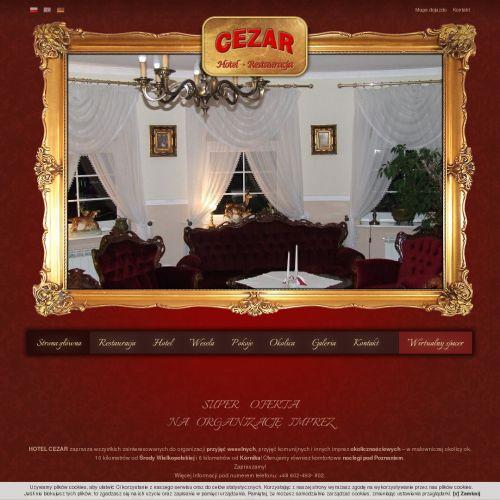 Restauracja środa Wielkopolska w Kórniku