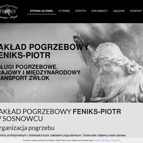 Sosnowiec - firma pogrzebowa