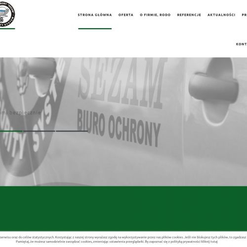 Praca w firmie ochroniarskiej w Sierakowie