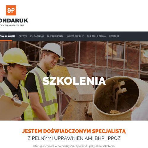 Szkolenia wstępne bhp w Pruszkowie
