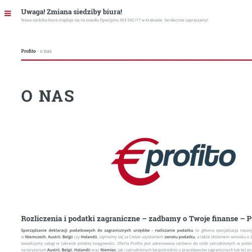 Kraków - zwrot podatku z holandii