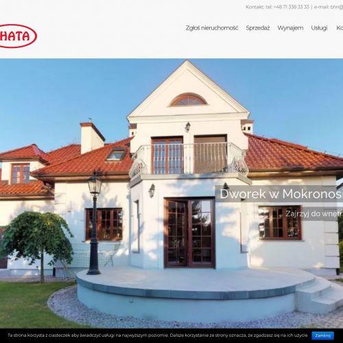 Obsluga sprzedaży mieszkania - Wrocław