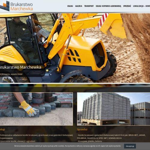 Sprzedaż betonu w Starachowicach
