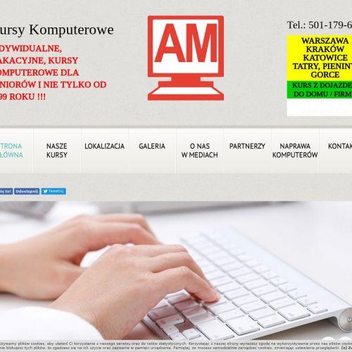 Katowice kursy komputerowe dla seniorów