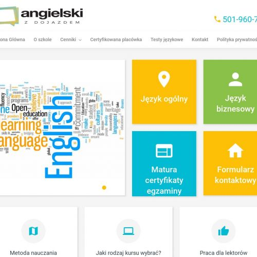 Angielski biznesowy w Warszawie