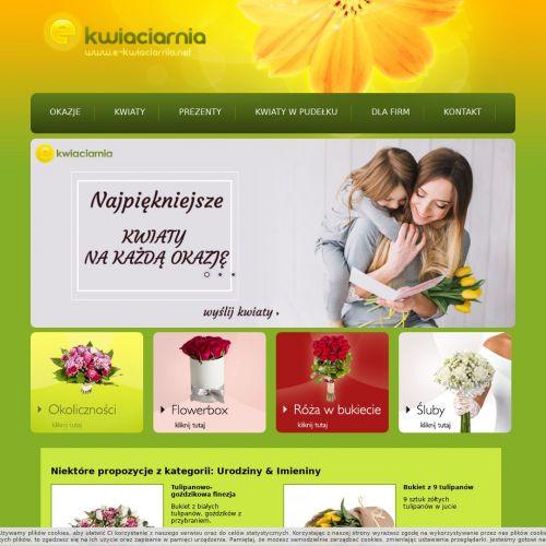 Kwiaciarnia internetowa suchy las - Kalisz