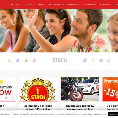 Dodatkowe lekcje jazdy Kraków