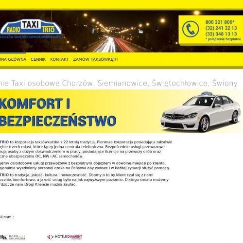Radio taxi siemianowice w Świętochłowicach