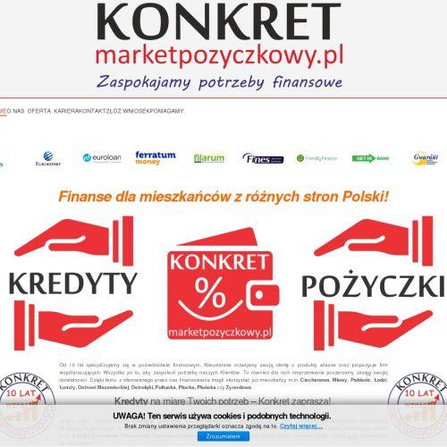 Pożyczki online w Pułtusku