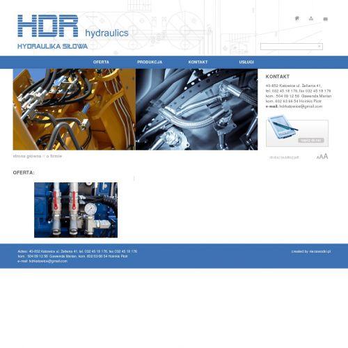 Serwis hydrauliczny sklep śląsk