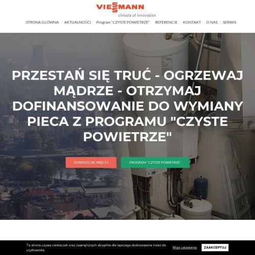 Pompy ciepła viessmann - Kraków