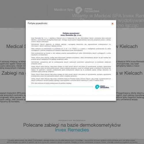 Zamykanie naczyń w Kielcach