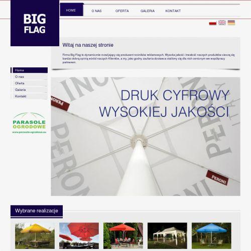 Parasole reklamowe trójmiasto w Poznaniu