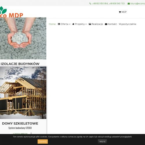 Domy energooszczędne - Nowy Targ