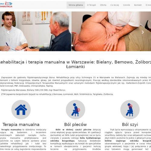 Warszawa - rehabilitacja kolana po acl