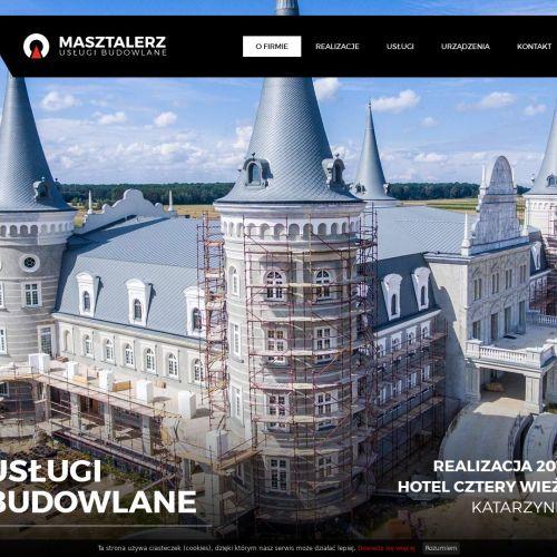 Wałbrzych - firma budowlana kąkolewo