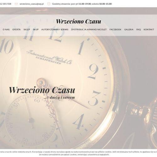 Warszawa - drogie zegarki