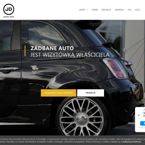 Renowacja lakieru samochodowego w Poznaniu