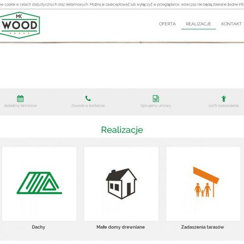 Budowa drewnianych tarasów łódź w Łodzi