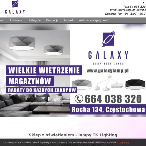 Lampy tk lighting sklep internetowy