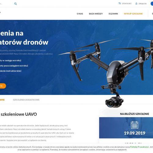 Rzeszów - dron licencja