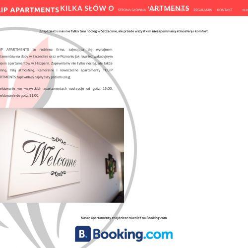 Hiszpania apartamenty w Szczecinie