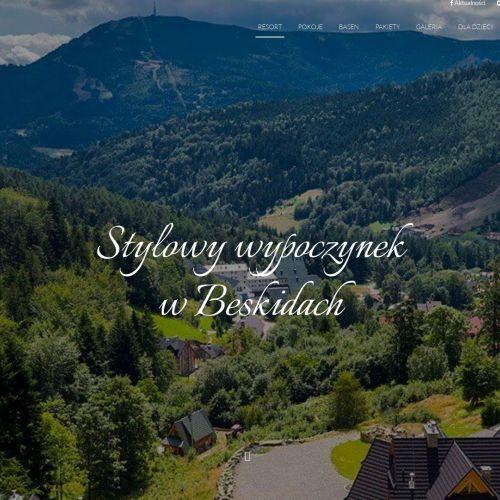 Zima - Szczyrk