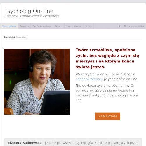 Poradniki psychologiczne online