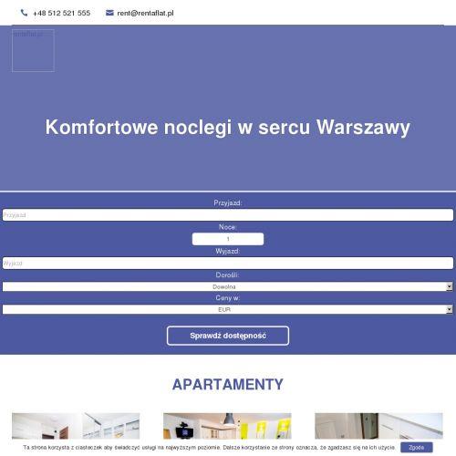 Warszawa - tanie hotele w centrum warszawy