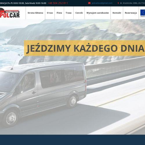 Przewozy osób bawaria - Lublin