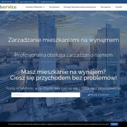 Warszawa - lokale na wynajem