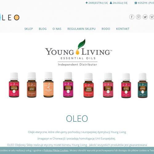 Young living olejki eteryczne