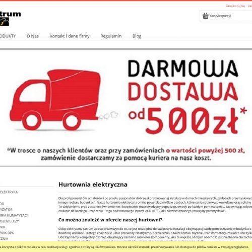 Klimatyzator przenośny sklep online - Katowice