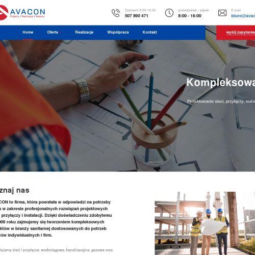 Kraków - projektant instalacji