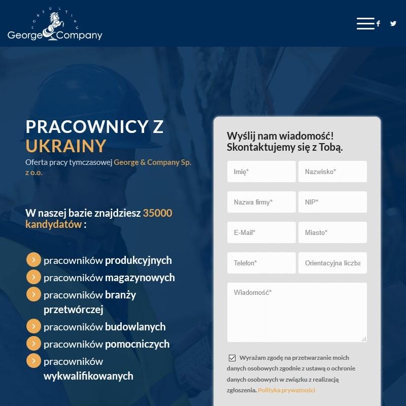 Pracownicy produkcyjni w Wrocławiu