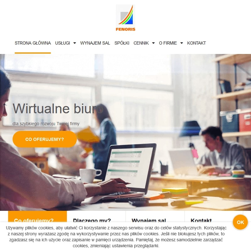 Wirtualne biuro we wrocławiu - Wrocław