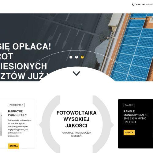 Fotowoltaika dotacje lubelskie 2020 - Chełm
