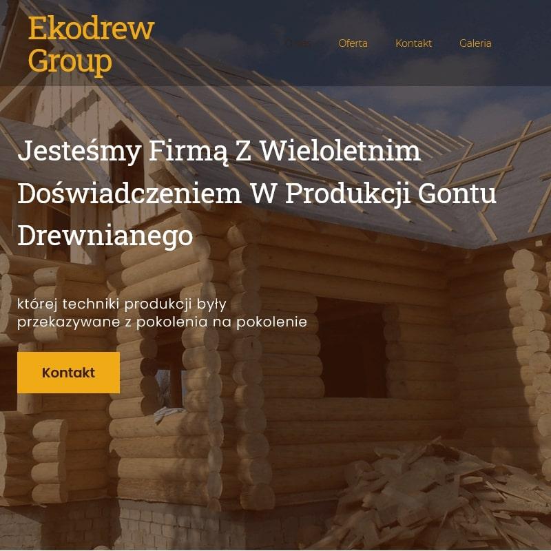 Producent domków drewnianych małopolska - Kraków
