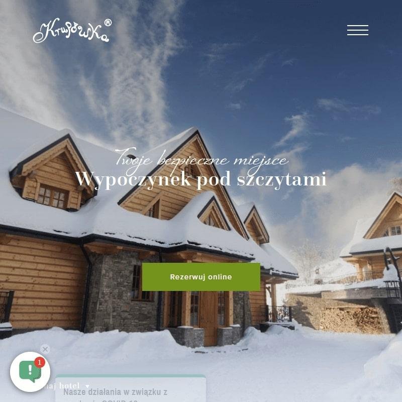 Hotel szczyrk dla dzieci w Szczyrku