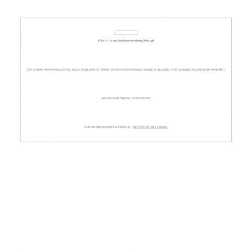 Biura rachunkowe trójmiasto - Sopot