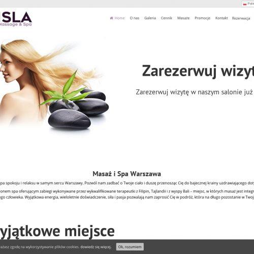 Masaz tajski warszawa voucher w Warszawie