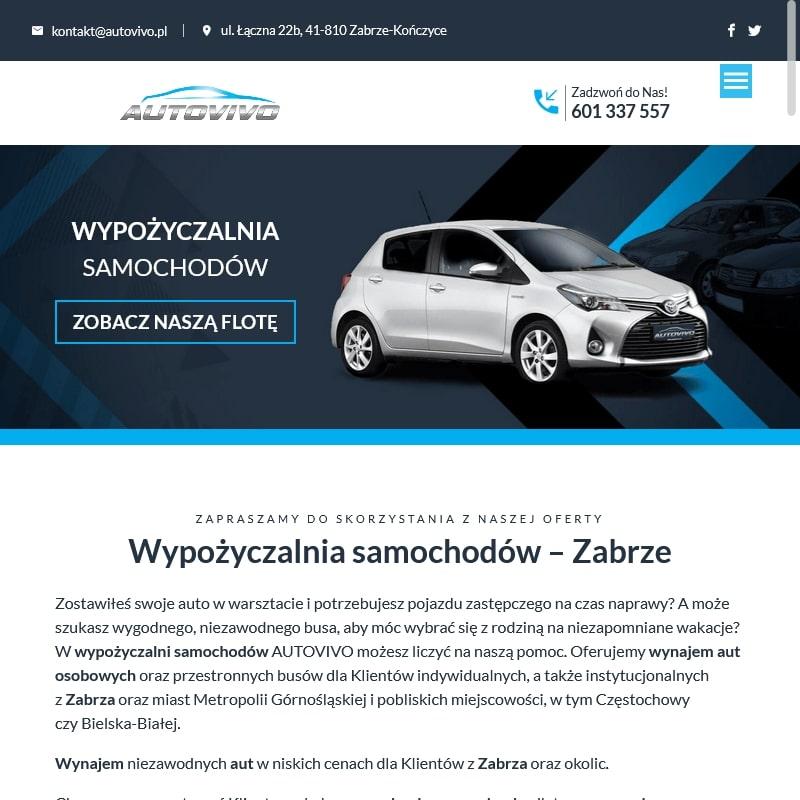 Katowice - tania wypożyczalnia samochodów katowice lotnisko